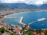 Alanya'da Satılık Otel, Denize Sıfır
