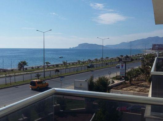 Panorama Beach Residence Alanya, Denize Sıfır, Lüks residence daire