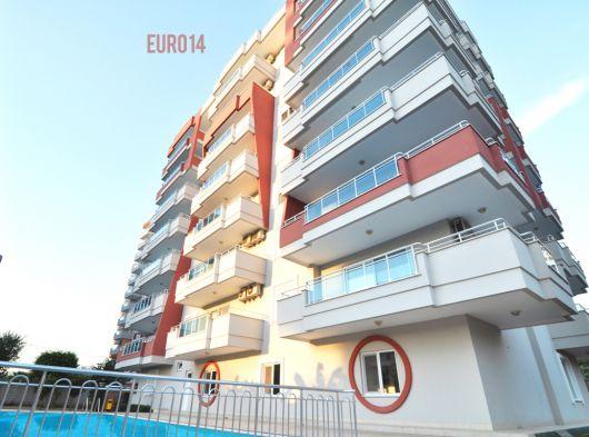 Kurt Safir Euro 14 Residence Alanya Mahumutlar Satilik Daire