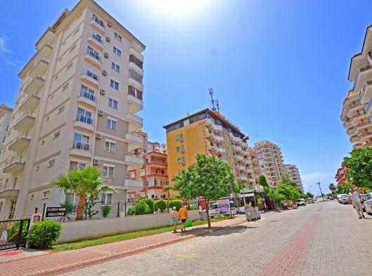 Floria Park Residence Alanya Mahmutlar da satılık 1+1 daire, Eşyalı