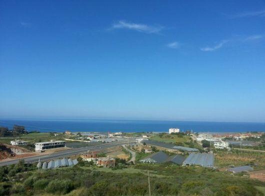 Alanya Yeşilözde Satılık Arsa, Deniz manzaralı