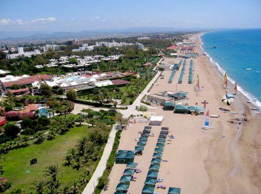 Antalya Manavgatta Denize Sıfır Satılık Otel. 5 Yıldızlı