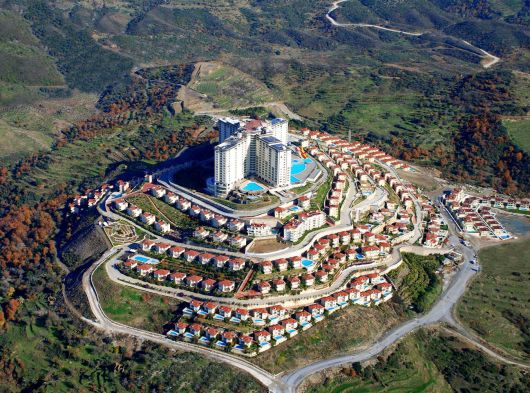 Gold City SATILIK MÜSTAKİL VİLLA, Müstakil Havuzlu