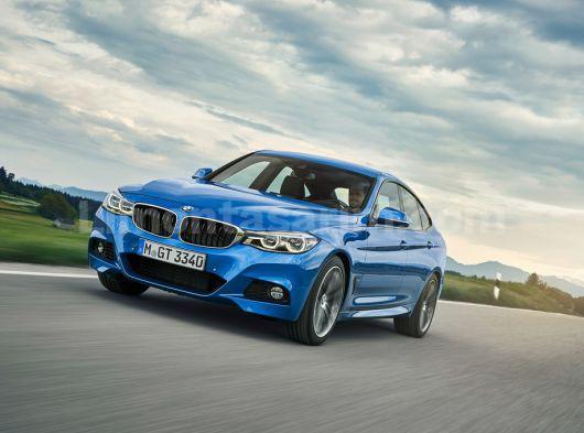2017 BMW 3.20D GT