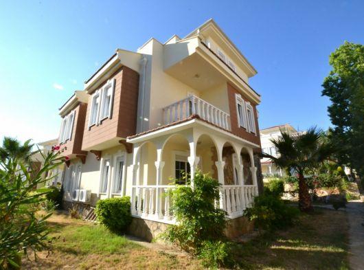 Satılık Villa Alanya Avsallar OTTOMAN ViLLAGE
