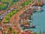 Alanyada Satılık Dükkan, Turizm Bölgesi, Yatırım Fırsatı
