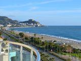 EURO 10 Residence de satılık daire, denize sıfır, Full Deniz Manralı