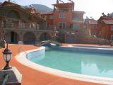 Alanya Obada satılık villa, full doğa ve deniz manzaralı.